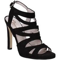 Boty Ženy Sandály Grace Shoes 2383003 Černá