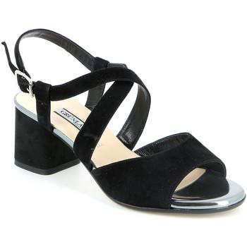 Boty Ženy Sandály Grunland SA1426 Černá