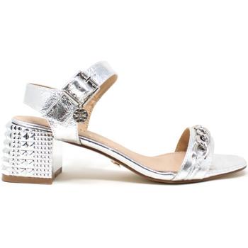 Boty Ženy Sandály Gold&gold A19 GJ143 Stříbrný