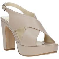 Boty Ženy Sandály Grace Shoes JN 039 Béžový