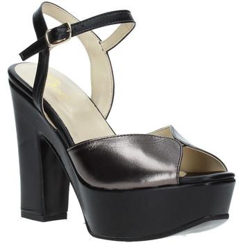 Boty Ženy Sandály Grace Shoes TQ 074 Černá