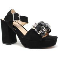 Boty Ženy Sandály Onyx S19-SOX467 Černá
