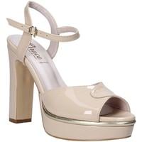 Boty Ženy Sandály Grace Shoes 5753003 Béžový