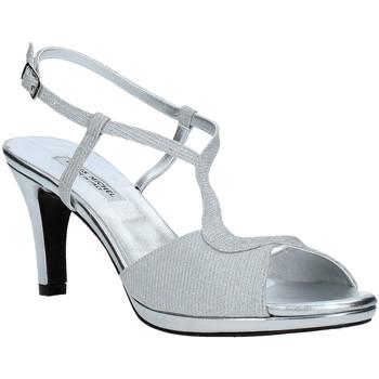 Boty Ženy Sandály Louis Michel 5016 Stříbrný