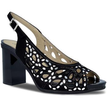Boty Ženy Sandály Pitillos 5581 Černá