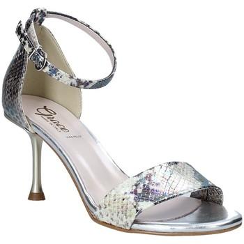 Boty Ženy Sandály Grace Shoes 492G001 Šedá