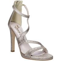 Boty Ženy Sandály Grace Shoes 2383003 Béžový