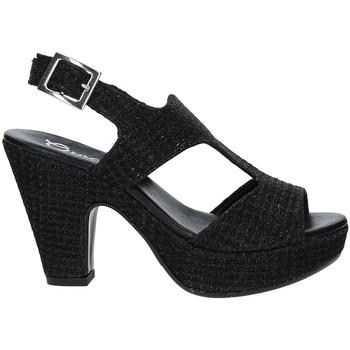 Boty Ženy Sandály Grace Shoes SOMI Černá