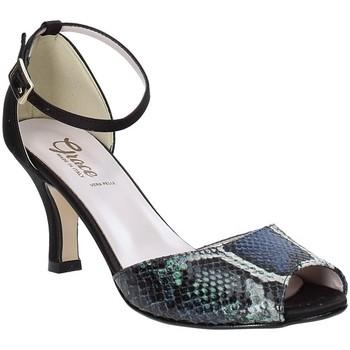 Boty Ženy Sandály Grace Shoes 928008 Černá