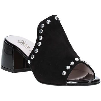 Boty Ženy Dřeváky Grace Shoes 1576006 Černá