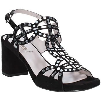 Boty Ženy Sandály Grace Shoes 116002 Černá