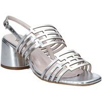 Boty Ženy Sandály Grace Shoes 123001 Stříbrný