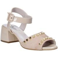 Boty Ženy Sandály Grace Shoes 1576004 Béžový