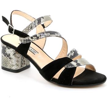 Boty Ženy Sandály Grunland SA2515 Černá