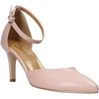 Boty Ženy Sandály Grace Shoes 057S006 Růžový