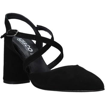 Boty Ženy Sandály IgI&CO 5187600 Černá