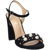 Boty Ženy Sandály Grace Shoes 1396 Černá