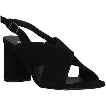 Boty Ženy Sandály IgI&CO 5192222 Černá