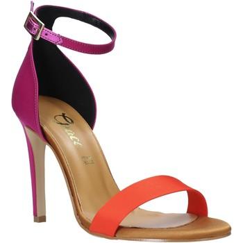 Boty Ženy Sandály Grace Shoes 018Y037 Růžový