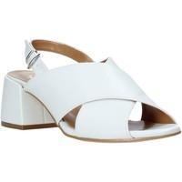 Boty Ženy Sandály Grace Shoes 1576009 Bílý
