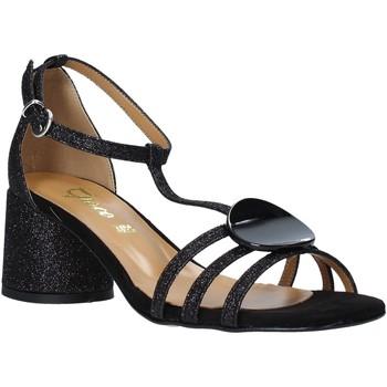 Boty Ženy Sandály Grace Shoes 123011 Černá