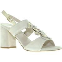 Boty Ženy Sandály Melluso S521 Béžový
