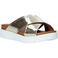 Boty Ženy Dřeváky Bueno Shoes 9N3408 Zlato