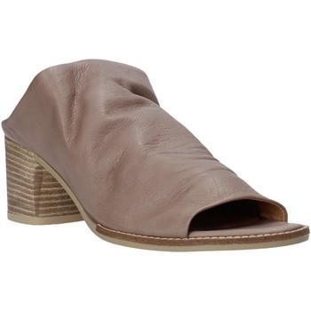 Boty Ženy Dřeváky Bueno Shoes N6103 Šedá