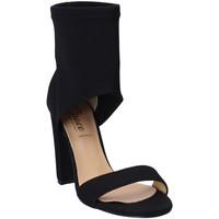 Boty Ženy Sandály Grace Shoes 1571 Černá