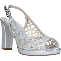 Boty Ženy Sandály Comart 303331 Stříbrný