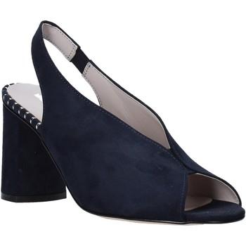 Boty Ženy Sandály Comart 7B3418 Modrý