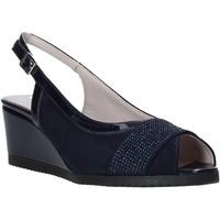 Boty Ženy Sandály Comart 022889ST Modrý