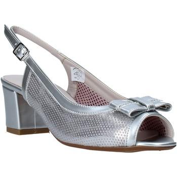 Boty Ženy Sandály Comart 293304 Stříbrný