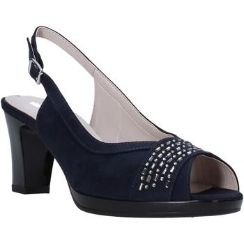 Boty Ženy Sandály Comart 323320 Modrý