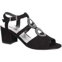 Boty Ženy Sandály Keys 5713 Černá