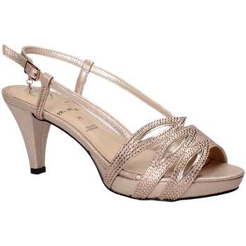 Boty Ženy Sandály Osey SA0569 Růžový