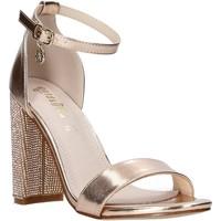 Boty Ženy Sandály Gold&gold A20 GE38 Růžový