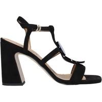 Boty Ženy Sandály Grace Shoes 2384008 Černá