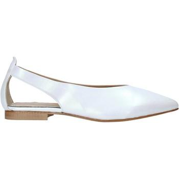Boty Ženy Sandály Mally 6817 Bílý