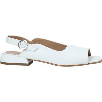 Boty Ženy Sandály Mally 6826 Bílý