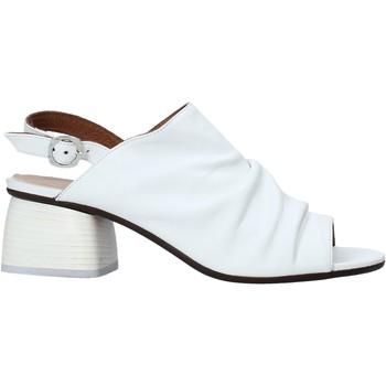 Boty Ženy Lodičky Mally 6806 Bílý