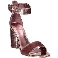 Boty Ženy Sandály Guess FLAH22 SAT03 Růžový