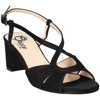 Boty Ženy Sandály Grace Shoes 4011 Černá