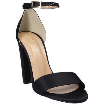 Boty Ženy Sandály Grace Shoes 1392 Černá