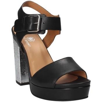 Boty Ženy Sandály Janet Sport 41907 Černá