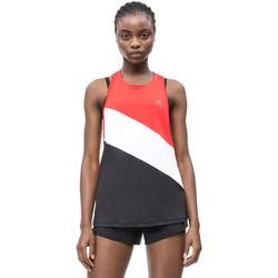 Textil Ženy Tílka / Trička bez rukávů  Calvin Klein Jeans 00GWS9K150 Černá