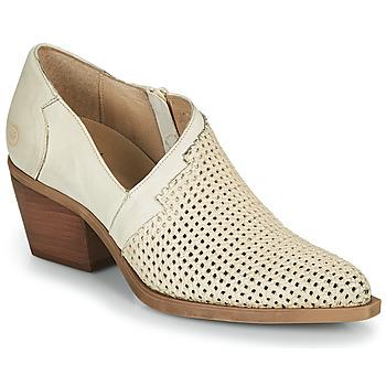 Boty Ženy Kotníkové boty Casta DELIRA Béžová
