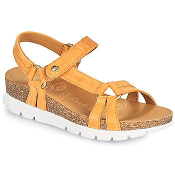 Boty Ženy Sandály Panama Jack SALLY BASICS Žlutá
