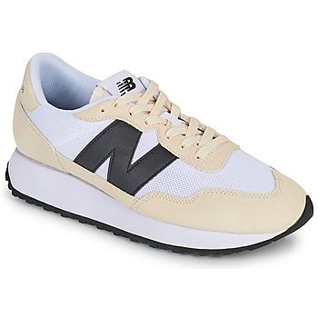 Boty Muži Nízké tenisky New Balance 237 Bílá / Černá
