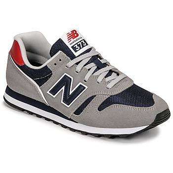 Boty Muži Nízké tenisky New Balance 373 Šedá / Modrá / Červená